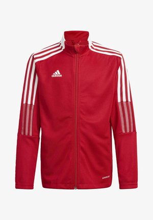 IRO 21 TRACK TOP - Training jacket - red