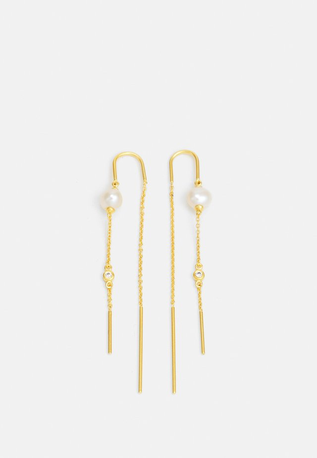 ARIEL EARRING - Earrings - white