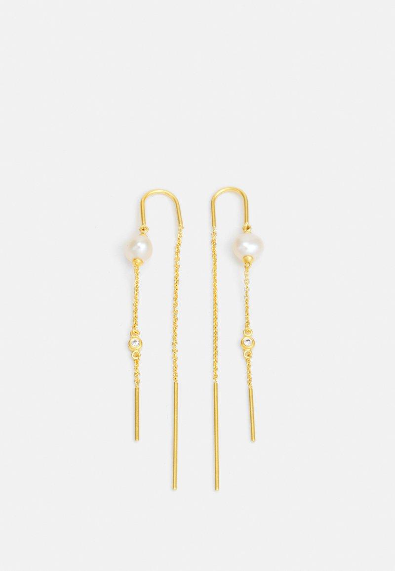 Julie Sandlau - ARIEL EARRING - Korvakorut - white
