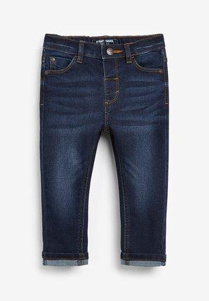 Jean droit - dark-blue denim