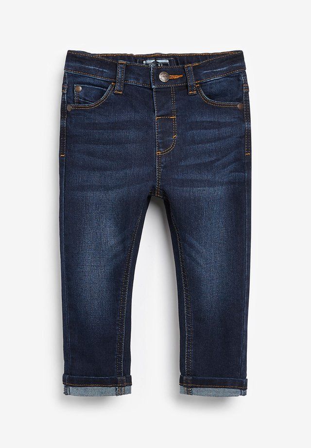 Jean droit - dark-blue denim