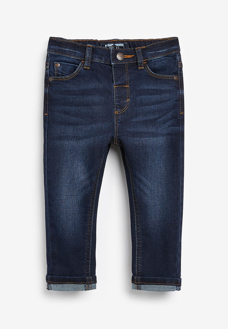 Next - Straight leg jeans - dark-blue denim