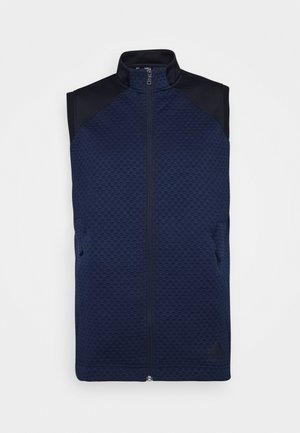 PERFORMANCE COLD.RDY SPORTS GOLF VEST - Kamizelka - collegiate navy melange