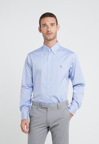 EASYCARE PINPOINT OXFORD CUSTOM FIT - Shirt - true blue/white