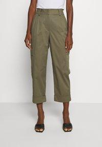someday. - COSBY - Kalhoty - soft moss - 0