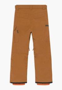 Burton - EXILE TRUE PENNY - Pantaloni da neve - camel - 1
