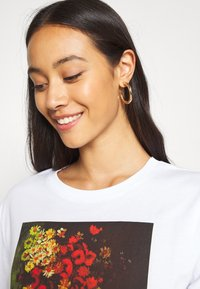 Even&Odd - T-shirts print - white - 3