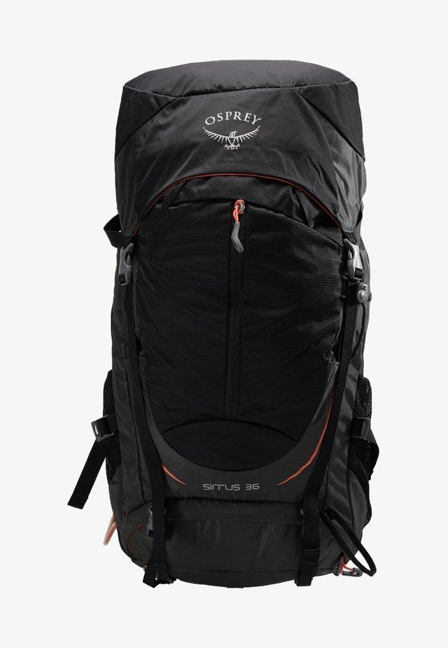 SIRRUS - Backpack - black