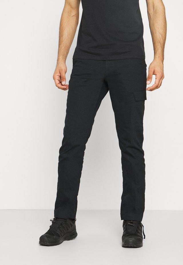 CLARKWALL PANT - Pantaloni - black