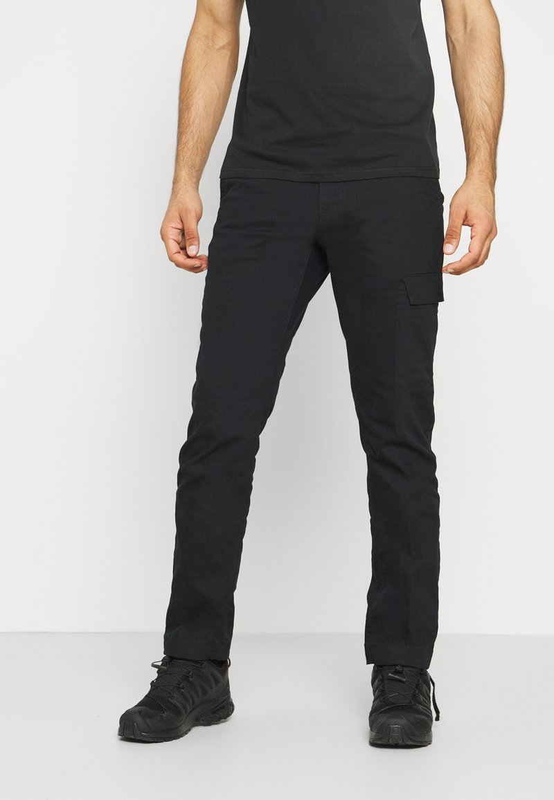 Columbia - CLARKWALL PANT - Trousers - black