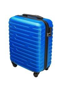 Wittchen - Wheeled suitcase - blue - 3