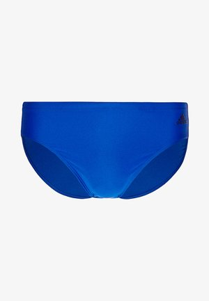 FIT - Swimming shorts - royal/white