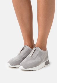River Island Wide Fit - Baskets basses - grey - 0