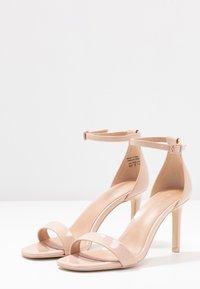 Call it Spring - ELLA - High heeled sandals - bone - 4