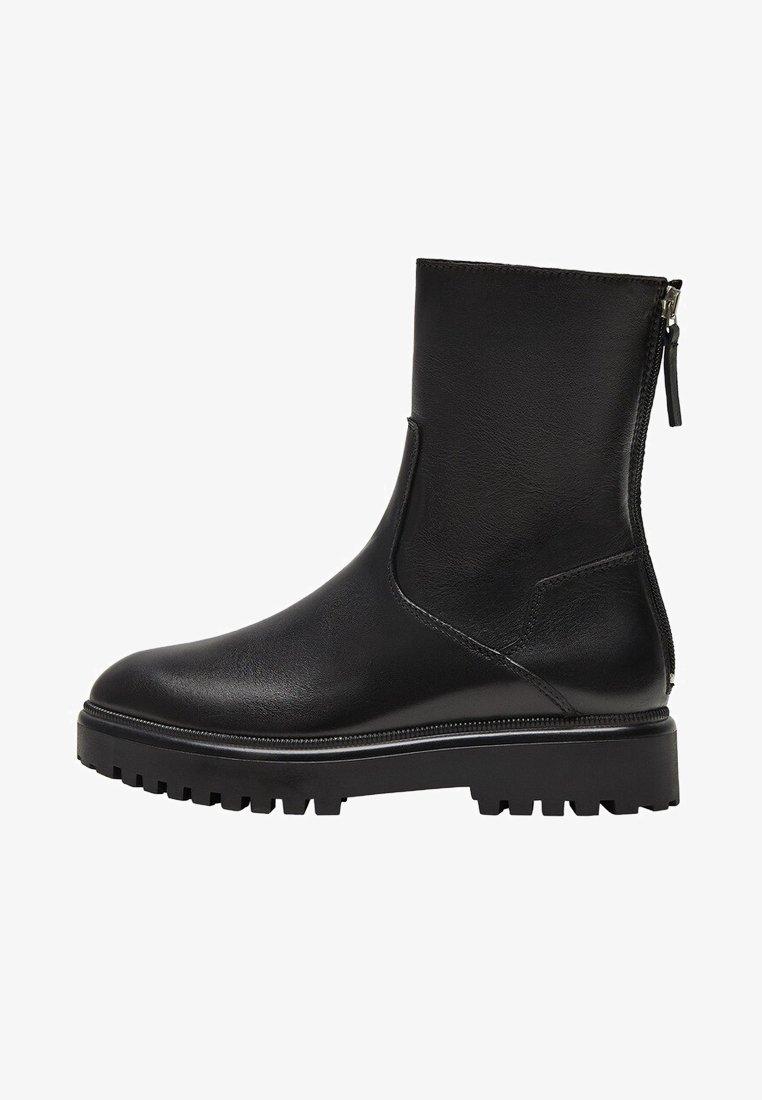 Mango - HECTOR2 - Ankle boots - czarny