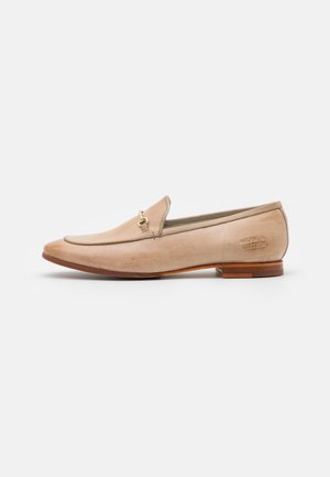 SCARLETT 22 - Slippers - powder/gold/white/honey