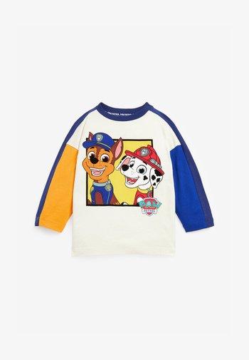 ZOG - Print T-shirt - off-white