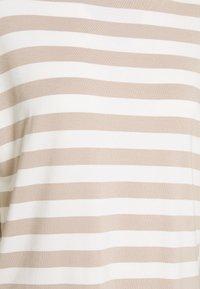 More & More - Print T-shirt - warm sand - 2