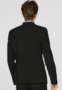 s.Oliver BLACK LABEL - CESANO SLIM  - Blazer - black - 2