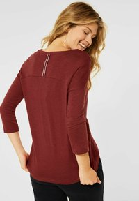 Cecil - Long sleeved top - braun - 2