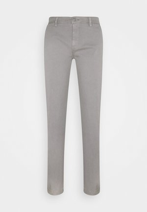 XX CHINO SLIM II - Chinos - steel grey