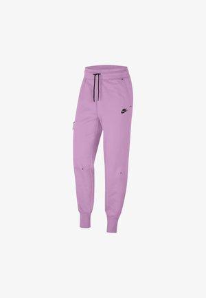 PANT  - Tracksuit bottoms - beyond pink/black
