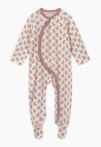 Sense Organics - VALO BABY WRAP GROWSUIT - Pyjama - pink - 0