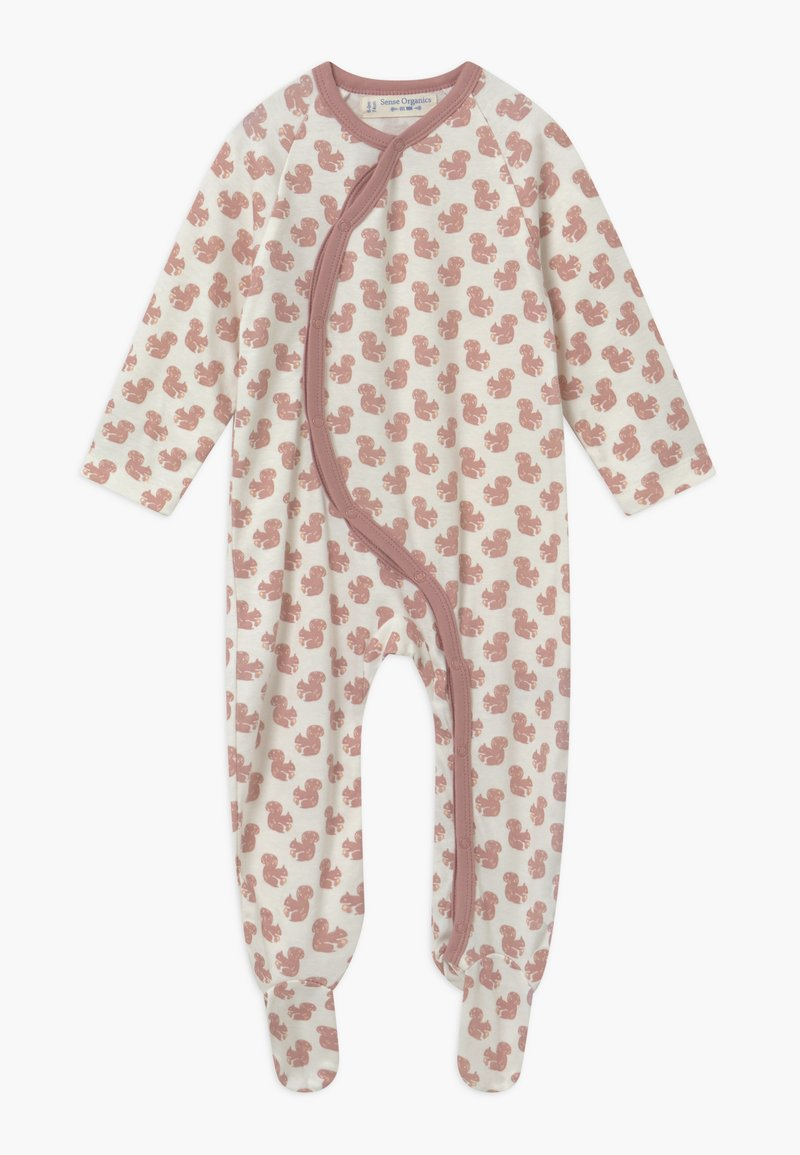 Sense Organics - VALO BABY WRAP GROWSUIT - Pyjama - pink