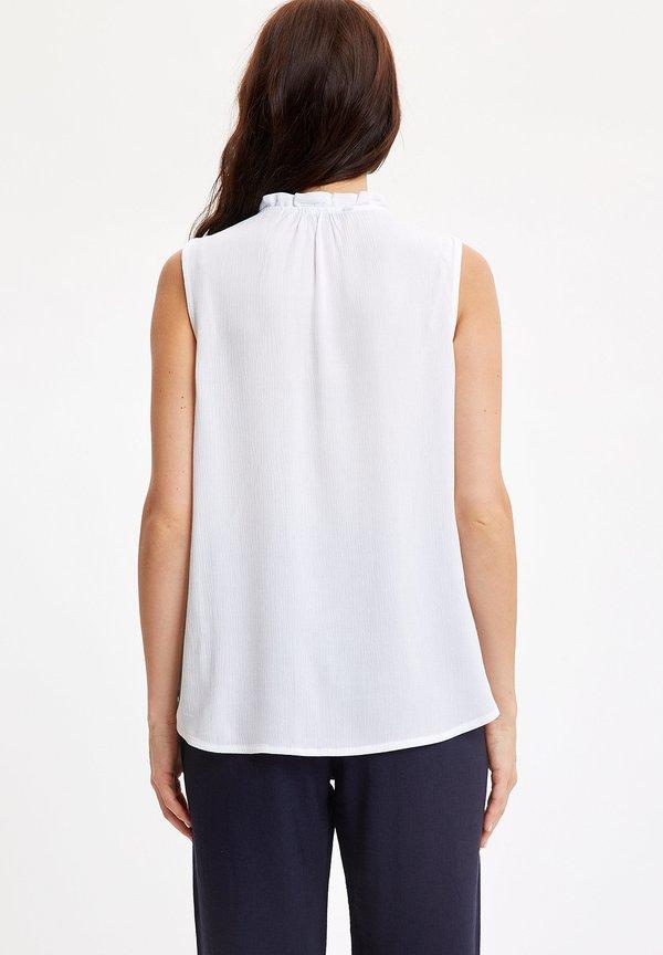 DeFacto Bluzka - white/biały HDYQ