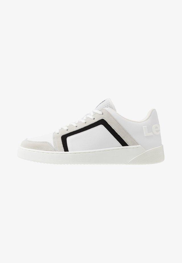 MULLET 2.0 - Sneaker low - regular white