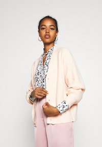 Molly Bracken - LADIES CARDIGAN - Cardigan - offwhite - 3