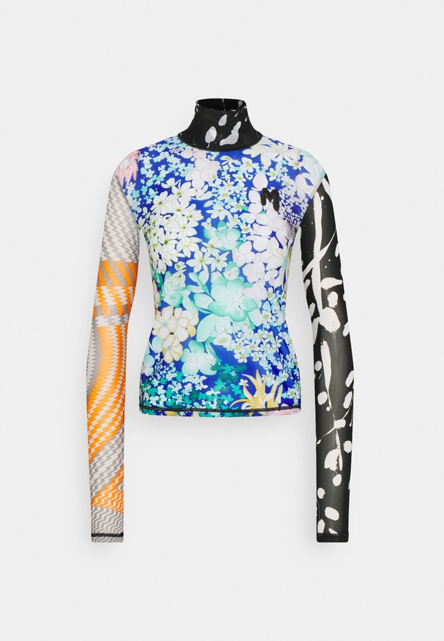 LONG SLEEVE - Top s dlouhým rukávem - multicolor