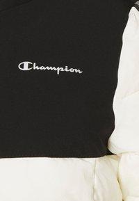 Champion - HOODED JACKET LEGACY - Verryttelytakki - offwhite - 3