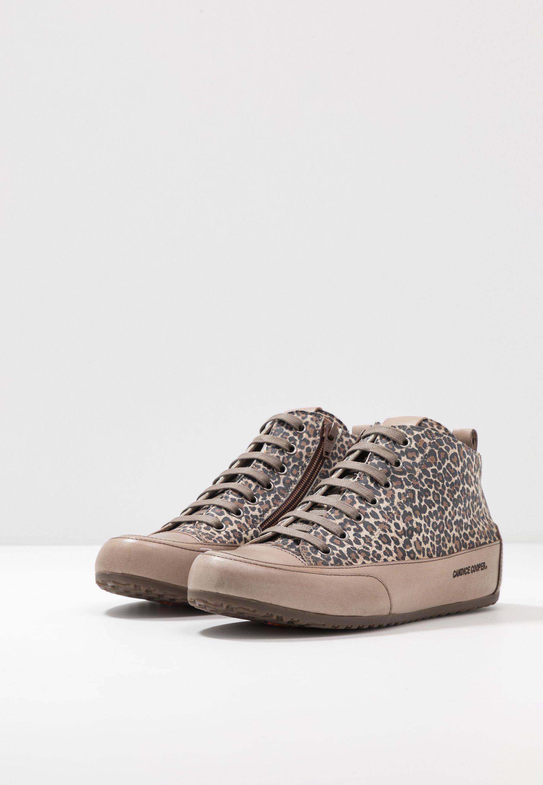 Candice Cooper MID Sneaker high stone/beige