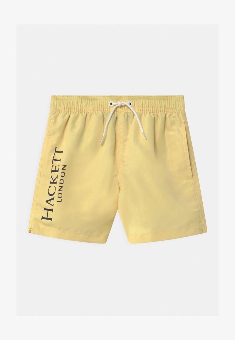 Hackett London - LOGO VOLLEY - Plavky - lemon