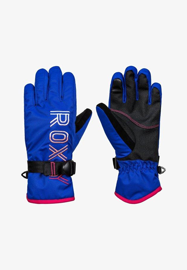 Fingerhandschuh - mazarine blue