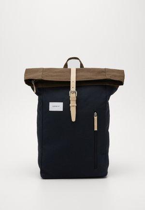 DANTE - Rucksack - navy/olive