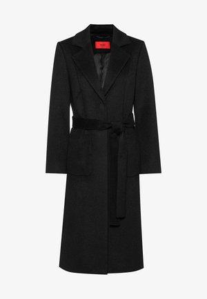MESUA - Classic coat - black