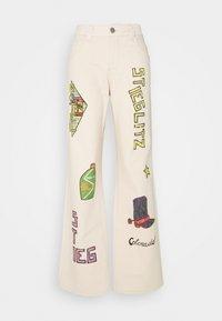 Stieglitz - OTIS PANTS - Kalhoty - brown - 0