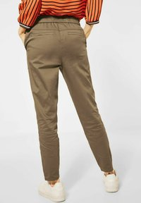Cecil - Trousers - beige - 2