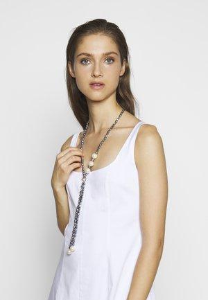 COBALTO - Necklace - light grey