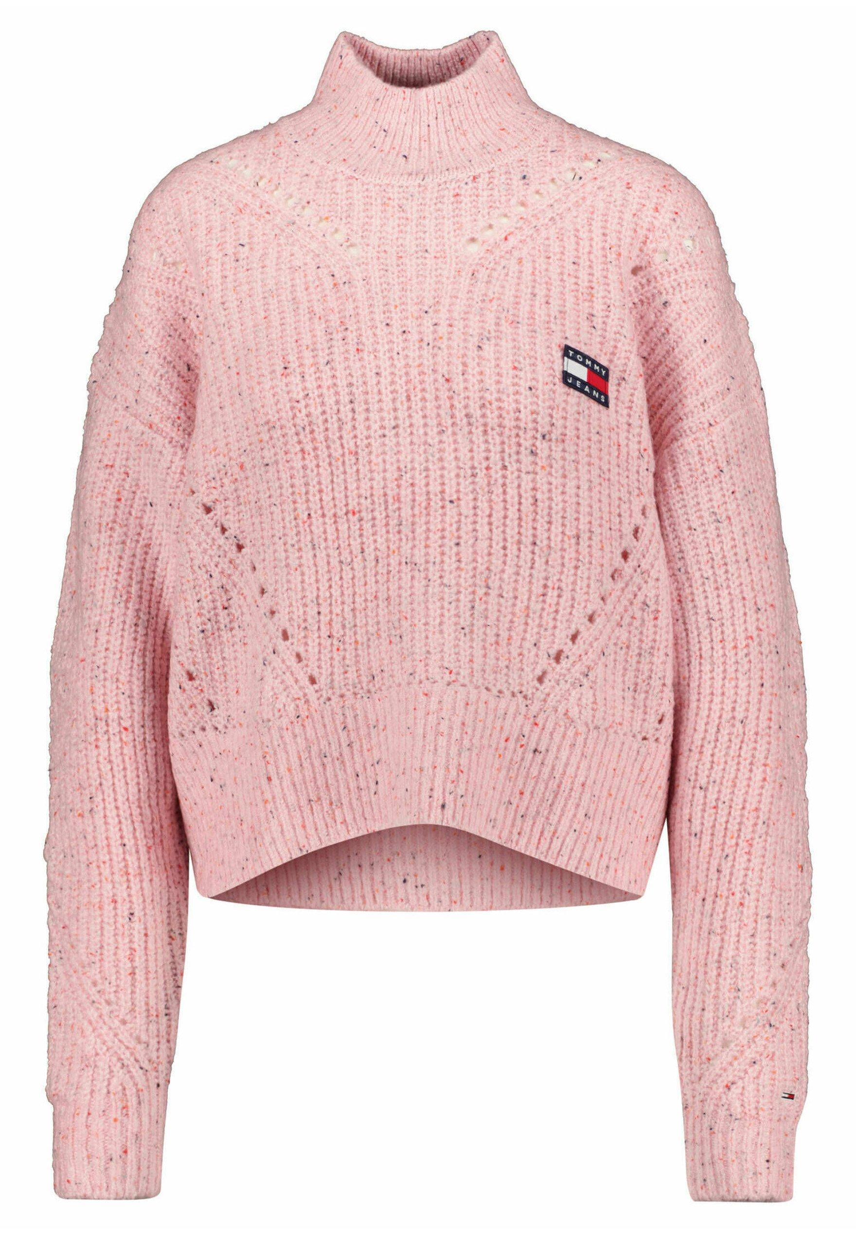 Damen Strickpullover - pink