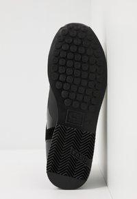 Cruyff - LUSSO ZEBRA - Sneakersy niskie - dark grey - 4