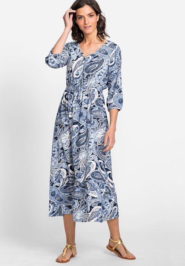BOHO STYLE - Day dress - dunkelblau