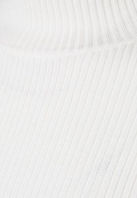 Missguided Petite - HIGH NECK CROP - Jumper - white - 2