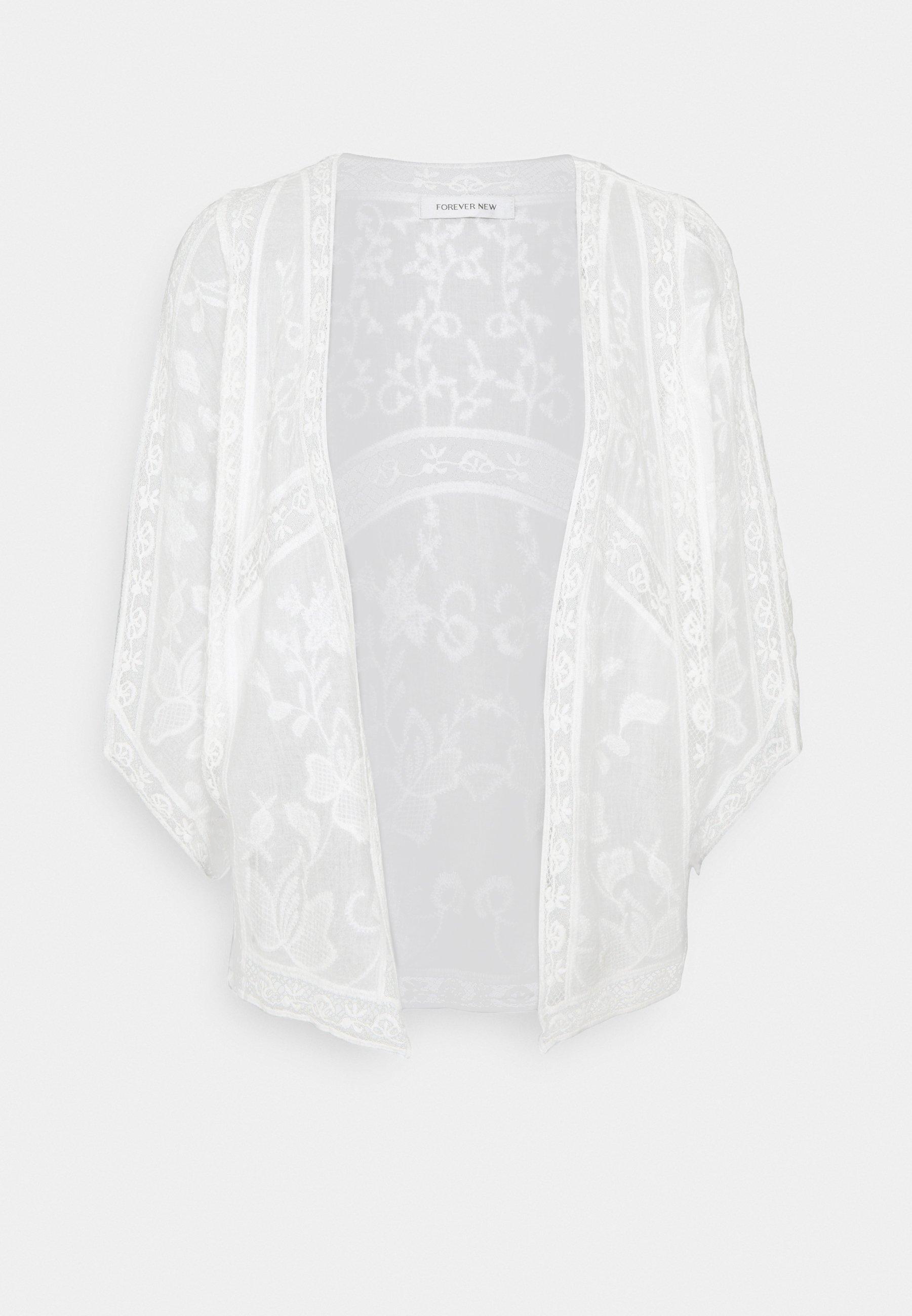 Damen VALERIE EMBROIDERED KIMONO - Leichte Jacke