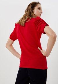 Liu Jo Jeans - T-shirt imprimé - red - 2