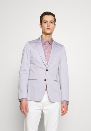 GENTS TAILORED FIT JACKET - Pikkutakki - lilac