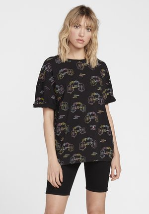 OZZY ALIEN  - T-Shirt print - black