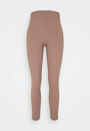 VMEVE - Legging - brownie